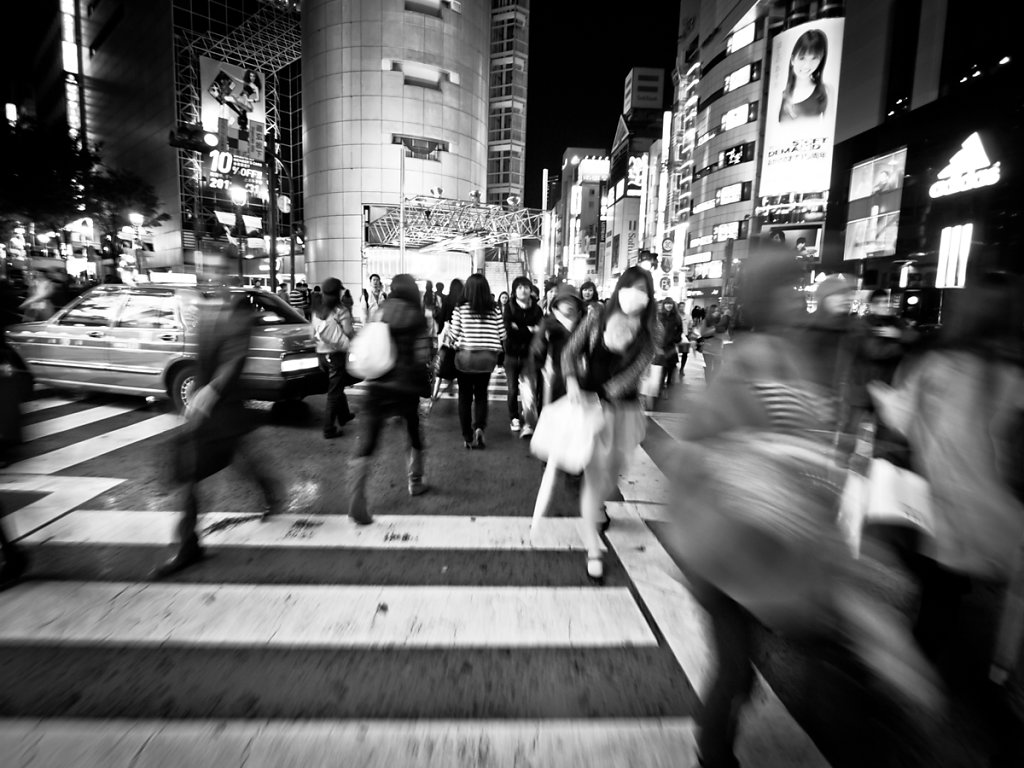 Shibuya 渋谷区 Nightlife Madness