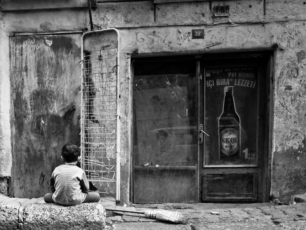 Hurt, Tarlabaşı - Istanbul