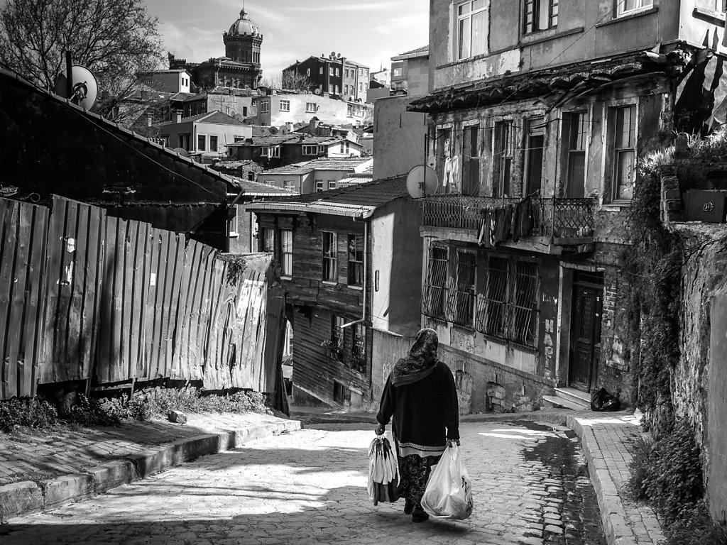 Shopping spree, Fener - Istanbul