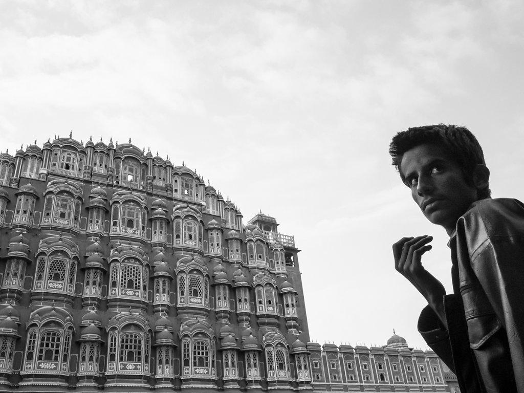 Wind Palace / Hawa Mahal, Jaipur - Rajasthan