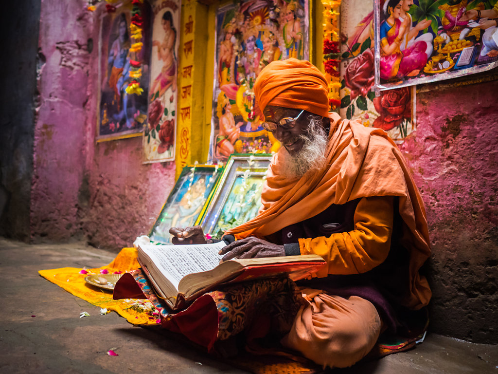 Incredible India, Varanasi - Uttar Pradesh