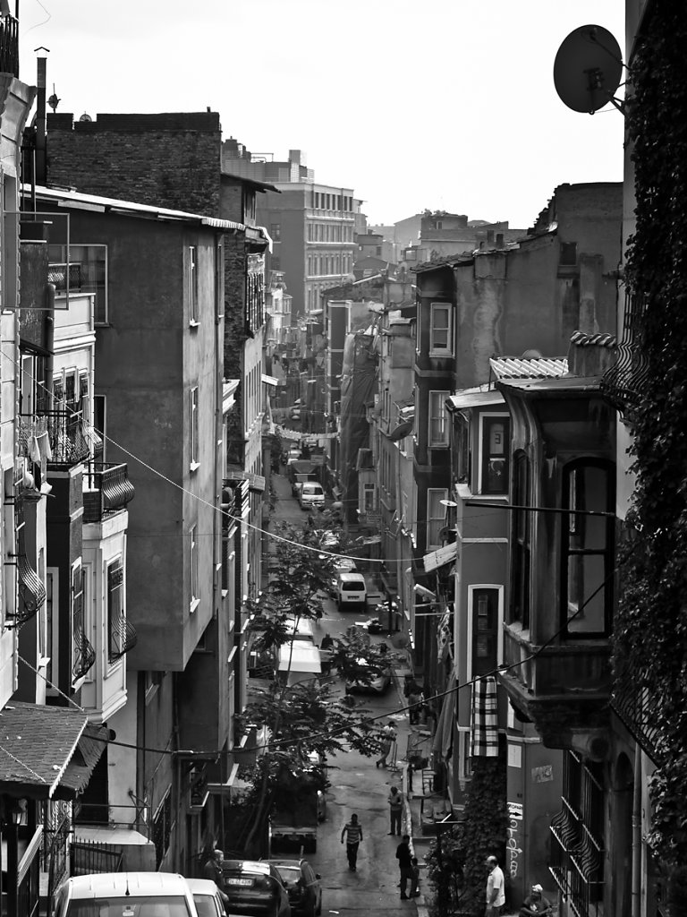 Street by street - Block by Block, Tarlabaşı - Istanbul