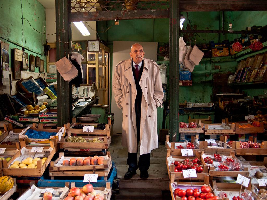 Lord Grievous or Kojak?, Galata - Istanbul