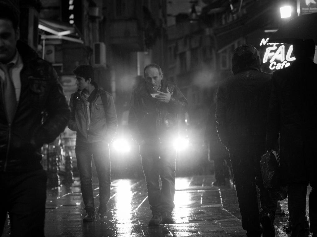 Cinematic, Tünel - Istanbul