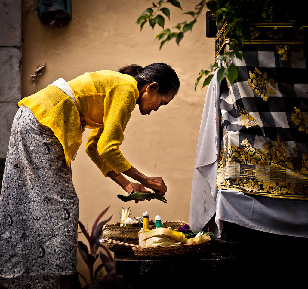 Buddha's Breakfast, Simenyak - Bali