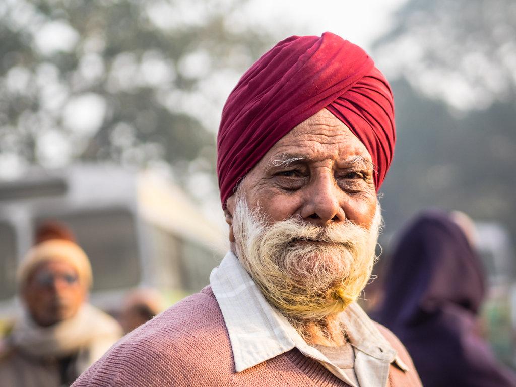 Sikh Man, New Delhi