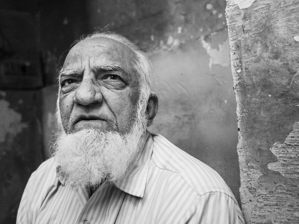 Old man of Jodhpur - Rajasthan